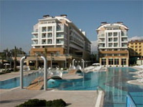 отель hedef resort - spa hotel 5*